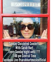 Sarah Hart - Cloistered Concerts