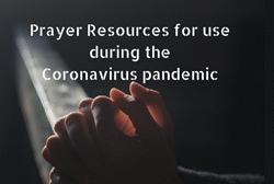Praying hands pandemic