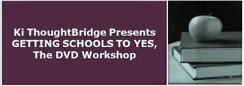 Getting Schools To Yes DVD Workshop - Helps School Districts and Unions Break Negotiation Gridlock