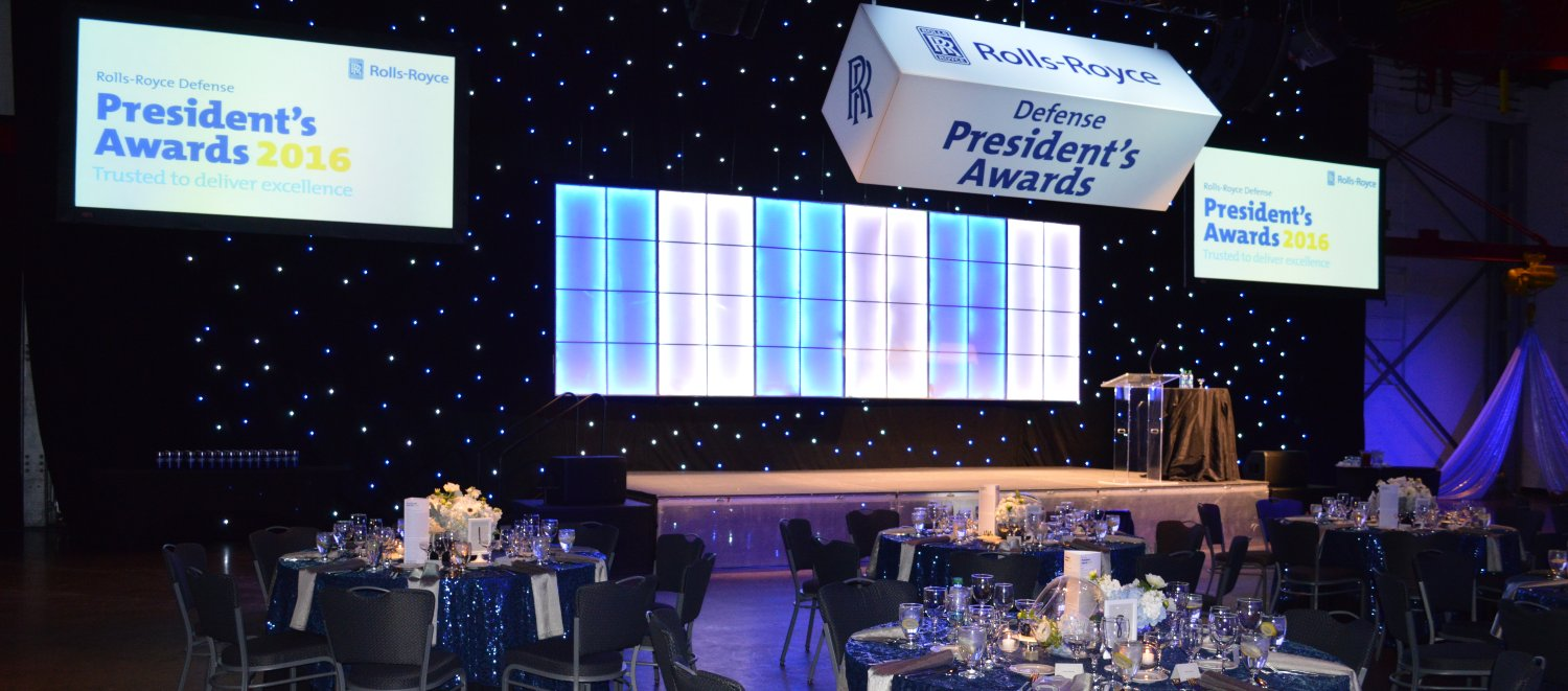 Corporate Event Awards Indianapolis