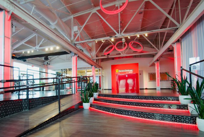 Ferrari Event Downtown Indianapolis Venue