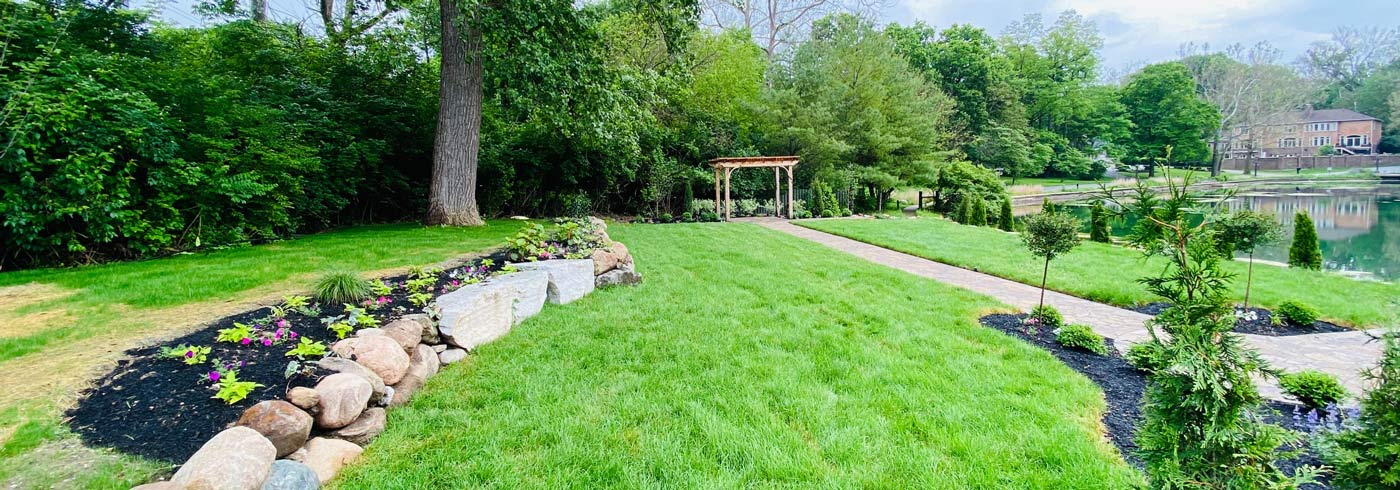 The Terrace Garden at The Willows is the perfect Indianapolis outdoor wedding venue