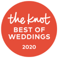 The Willows was voted The Knot's Best of Weddings 2020