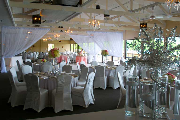 The Lodge at The Willows a lakefront venue perfect for any wedding or non-profit event