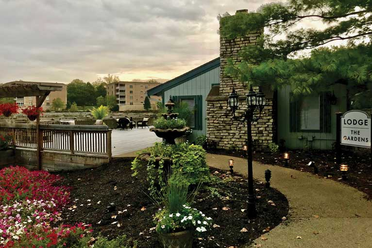 The Lodge at The Willows is a lakefront venue able to host any Indianapolis event