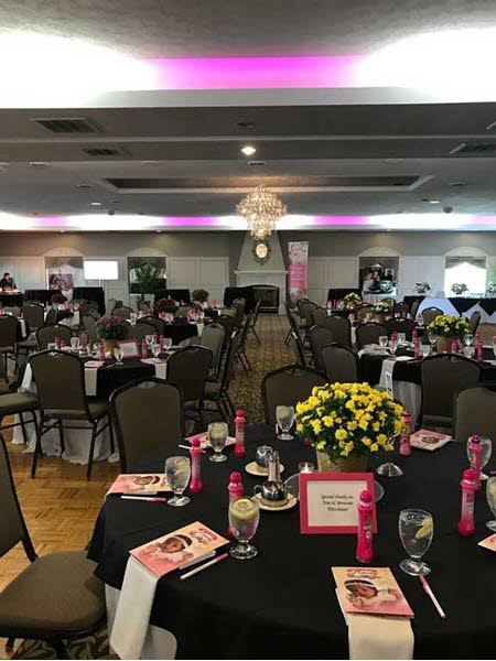 Non-profit Event at The Ballroom at The Willows in Indianapolis