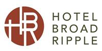 Hotel Broad Ripple Logo