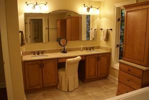 Bathroom Remodeling Design Spiceland Wood Products New Castle - 2 day bathroom remodel