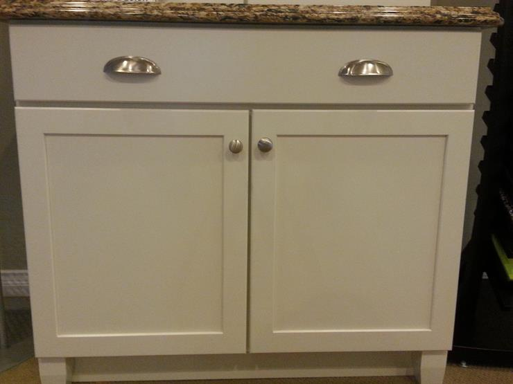 Partial Overlay or Traditional Overlay doors are the most common and least expensive type of door. The door sits on the face of the cabinet and the total ... & Cabinet Doors ... What are the options? | Cabinet u0026 Countertop ...