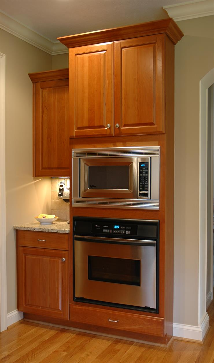 Microwave Oven Options | Cabinet & Countertop Inspirations