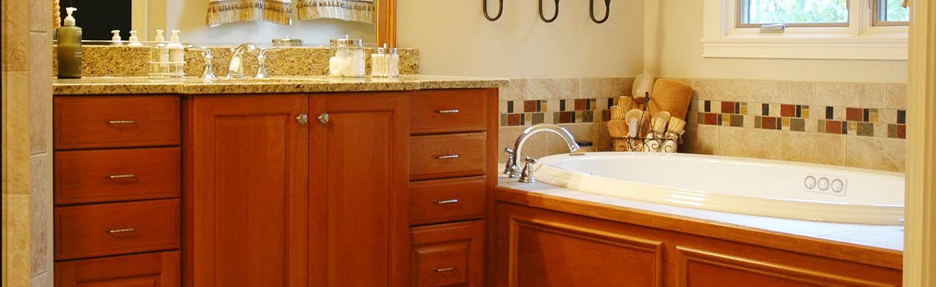 Bathroom Remodeling Design Spiceland Wood Products New Castle