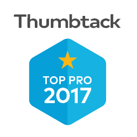 All-Round Carpet Cleaning and Repair is one of Thumbtack's top pros for 2017