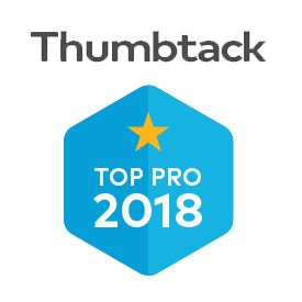 All-Round Carpet Cleaning and Repair is one of Thumbtack's top pros for 2018
