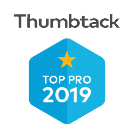 All-Round Carpet Cleaning and Repair is one of Thumbtack's top pros for 2019