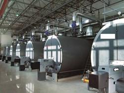 Boiler Repair and Maintenance (Ceramic Technology, Inc.)