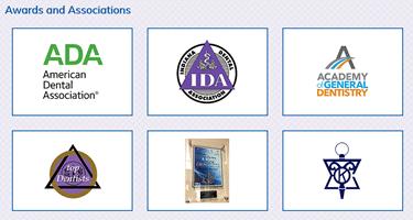 Steve Douglas DDS Awards and Associations