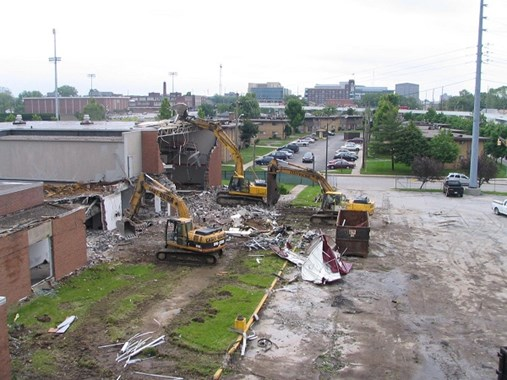 Commercial Demolition Experts