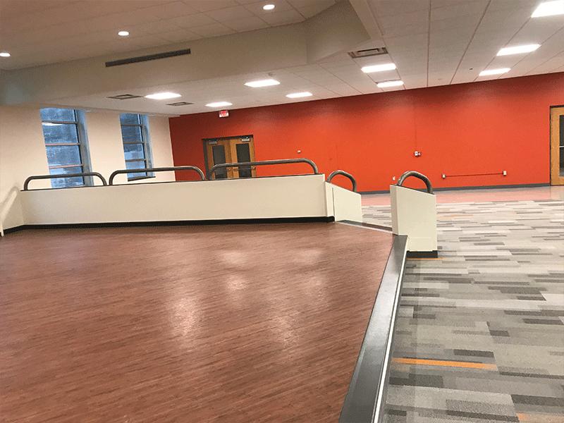Higher Education Construction Interior Renovations