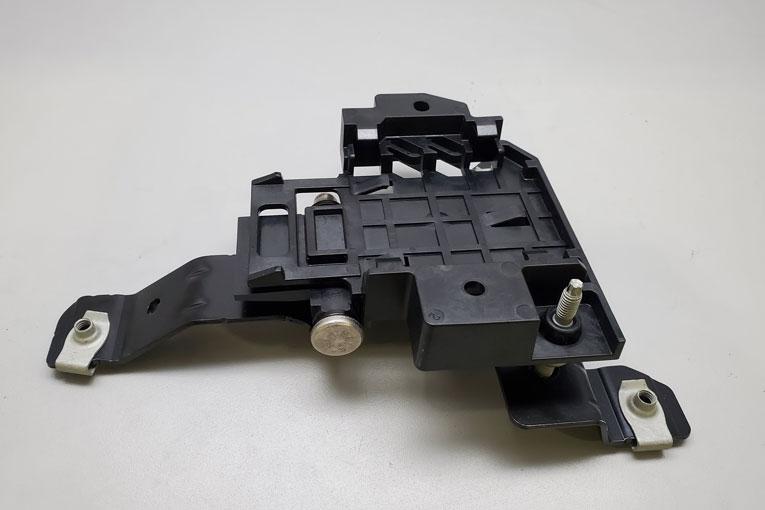 Automotive component manufacturing for Aptiv for their lane sensing radar bracket