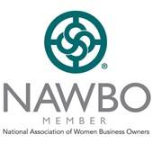 National Association of Women Business Owners Member Logo awarded to Mursix, an Indiana manufacturer