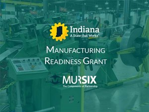 Mursix receives grant for manufacturing medical components