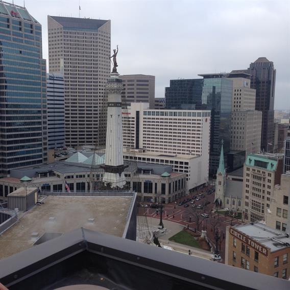 Indianapolis Circle
