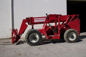 Rigging & Transport Equipment Rental (Underwood Companies)