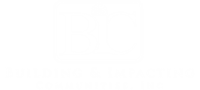 Building & Impacting Communities logo in white