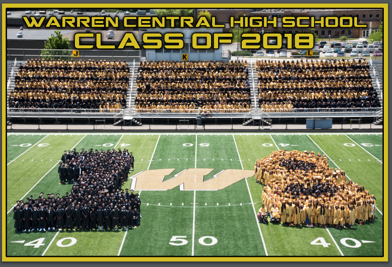 WCHS Class of 2018
