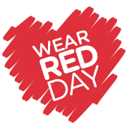Wear Red Day Graphic