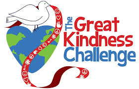 The Great Kindness Challenge Graphic