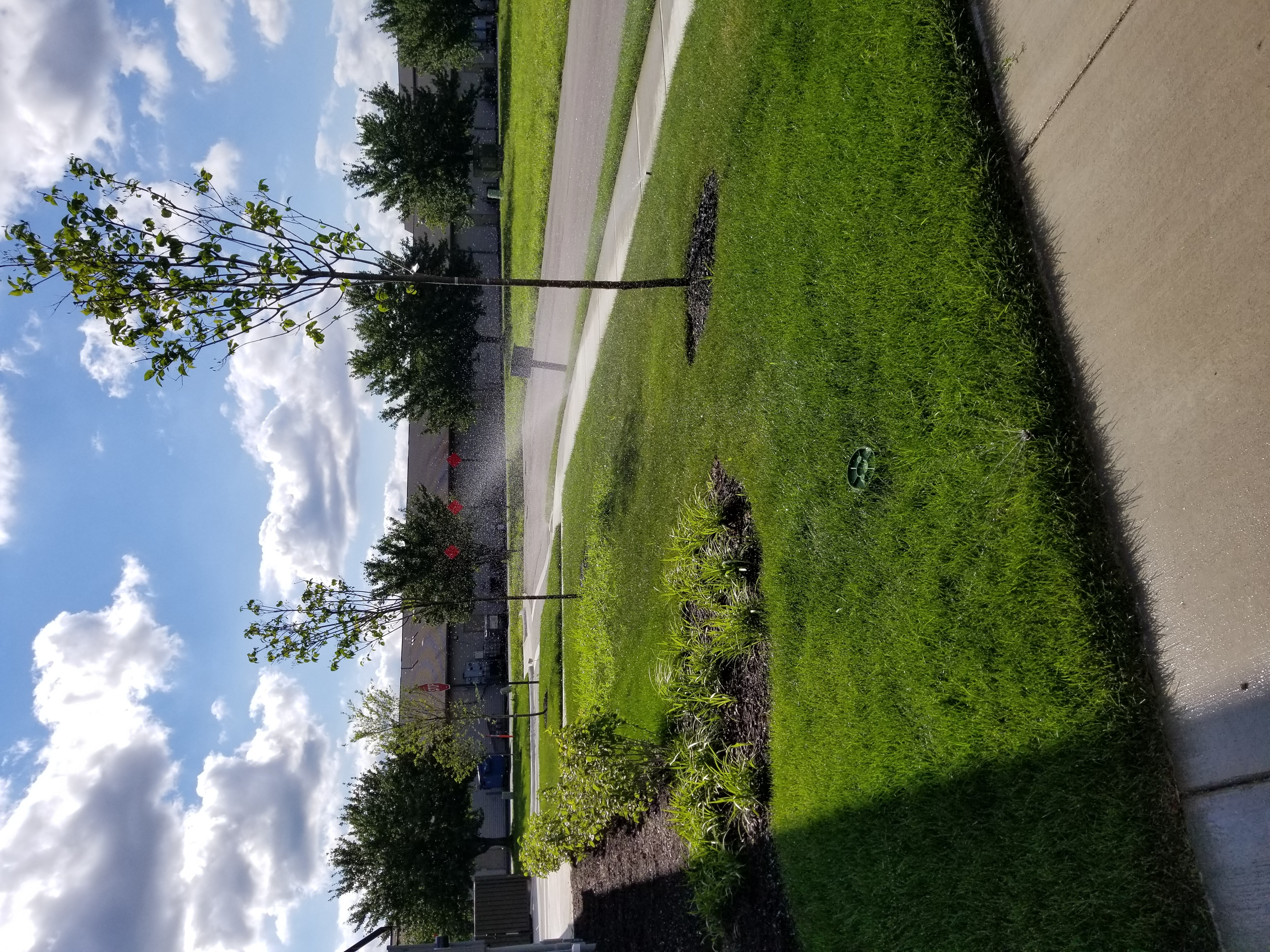 Lafayette Commercial Irrigation System Installation