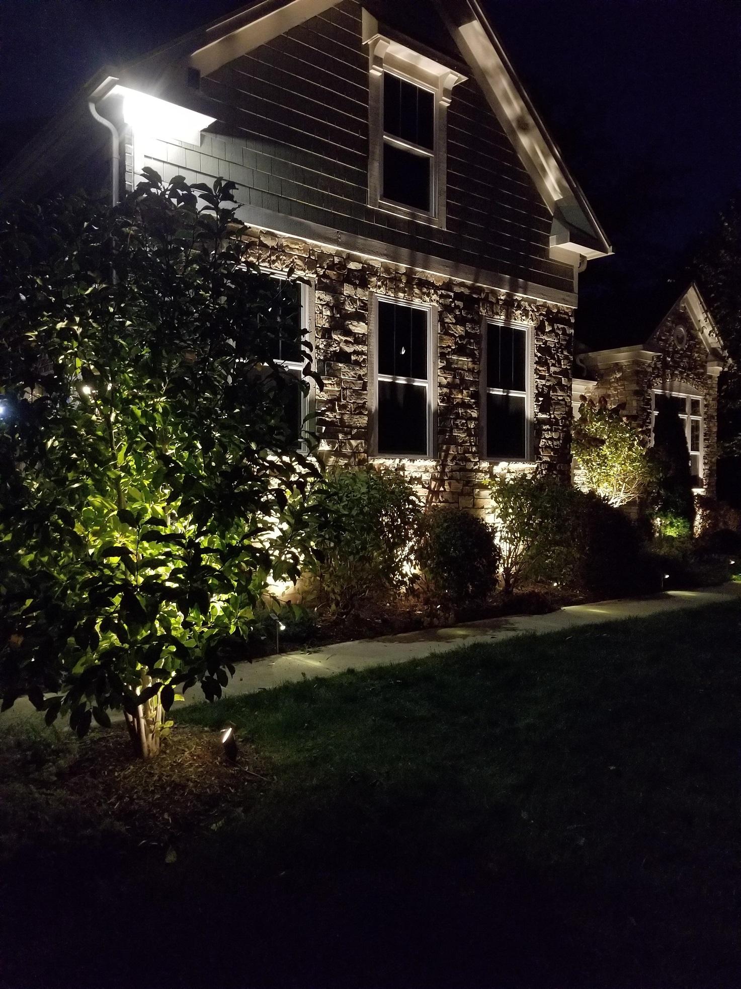 Landscape lighting Avon20