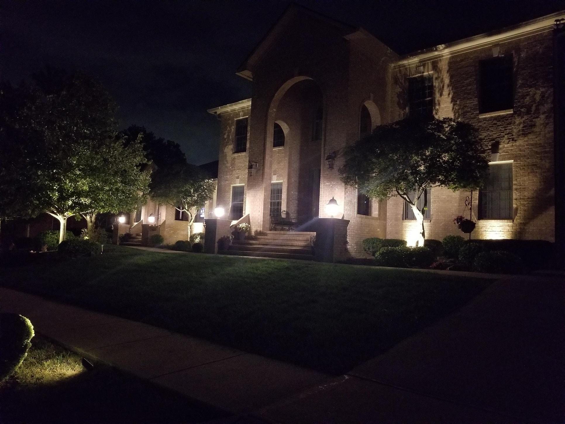 Landscape lighting Avon25