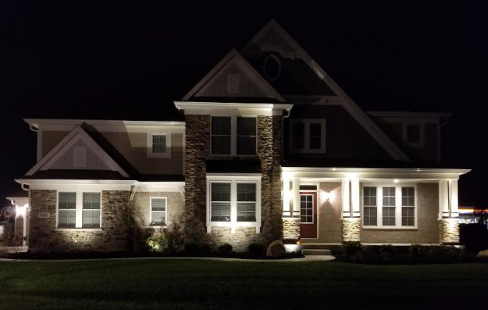 McCordsville, Landscape Lighting
