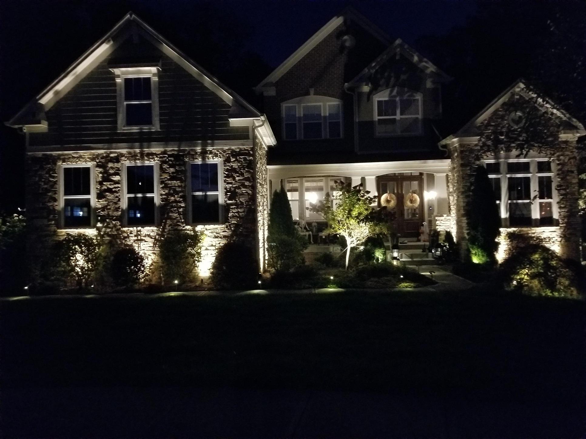 Landscpae lighting Avon19