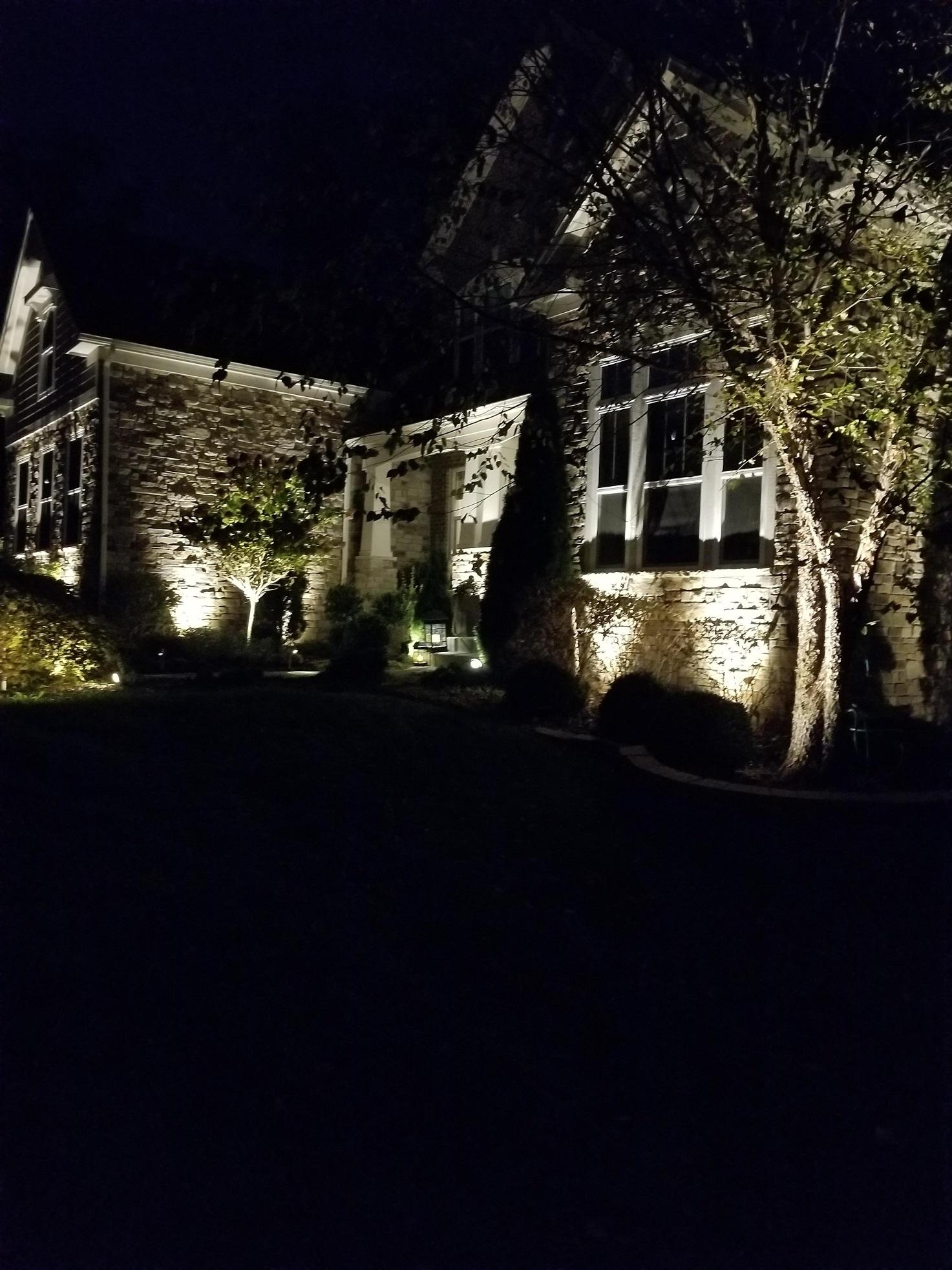Landscape lighting Avon13