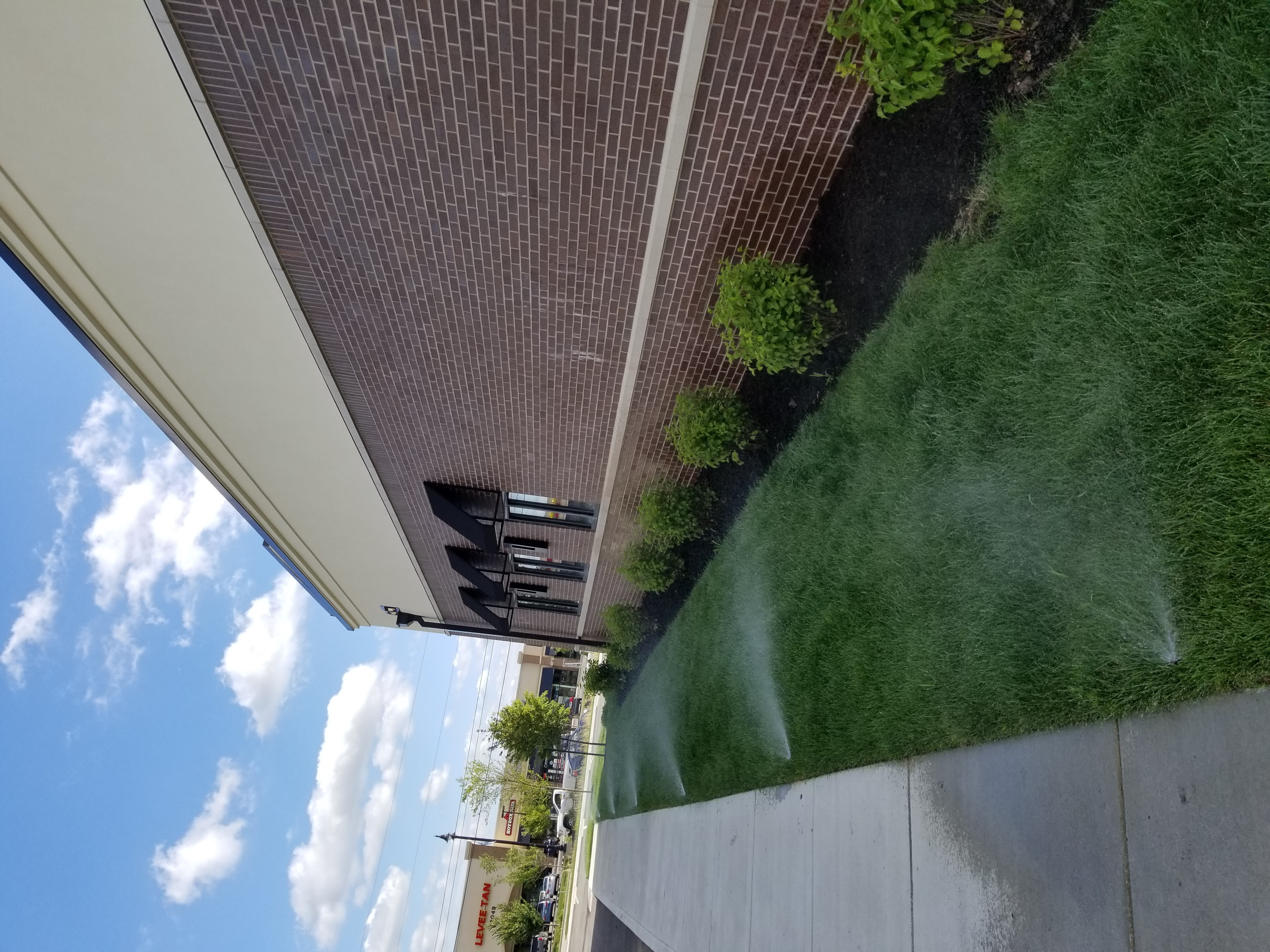 Lafayette Irrigation Project