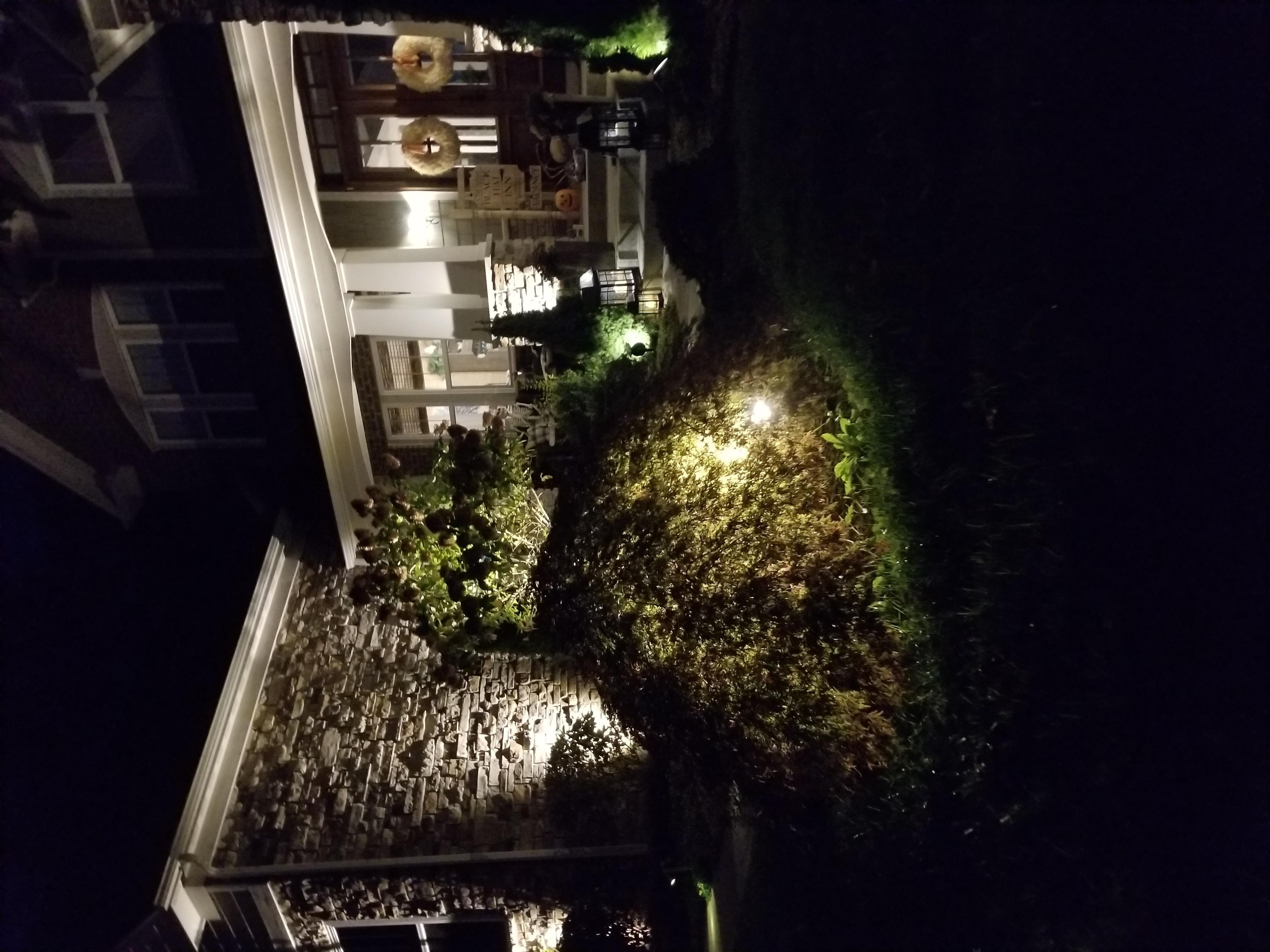Landscape lighting Avon16