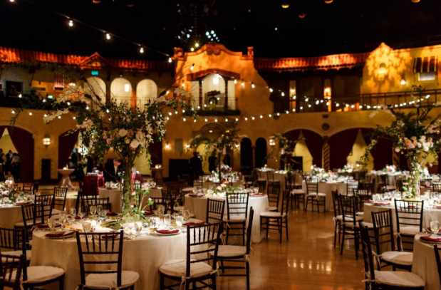 Soaring To New Heights At The Indiana Roof Ballroom