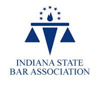 Indiana State Bar Association logo