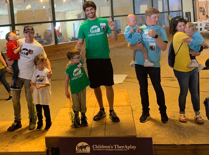 The Children's Theraplay Horsepower Winners 2019