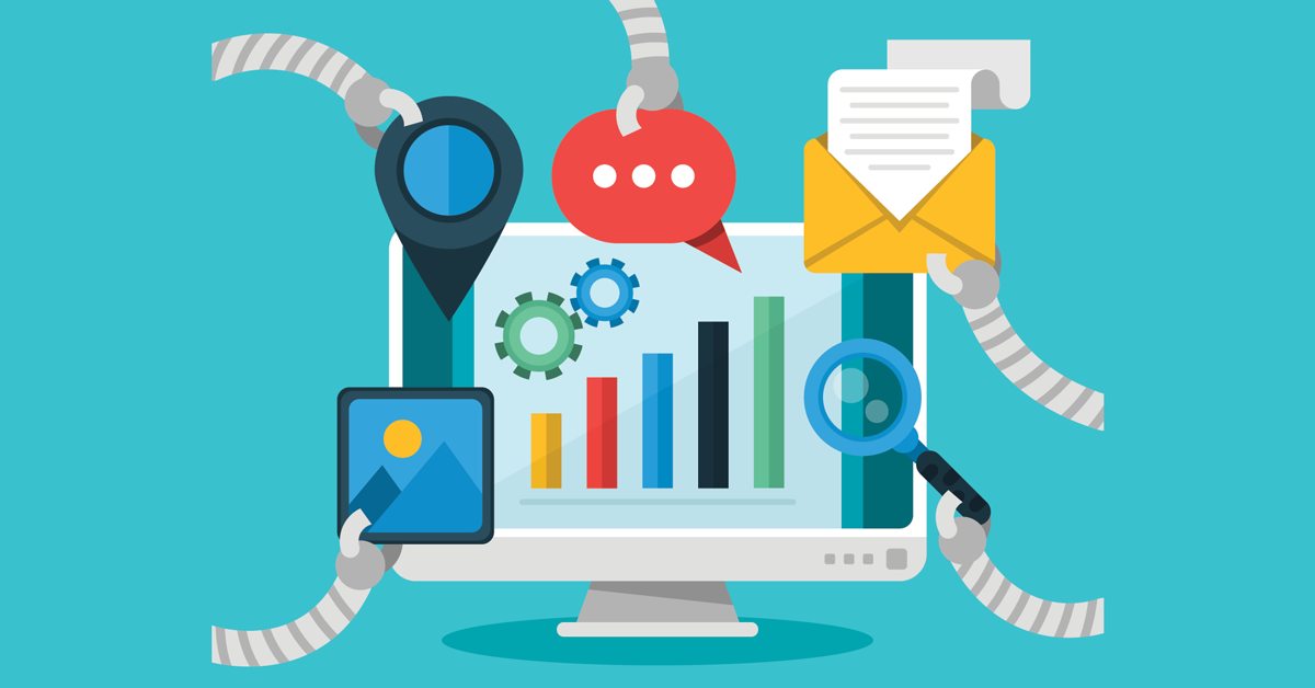 Marketing Automation helps you integrate the many apps you use as a Marketer - making you more efficient