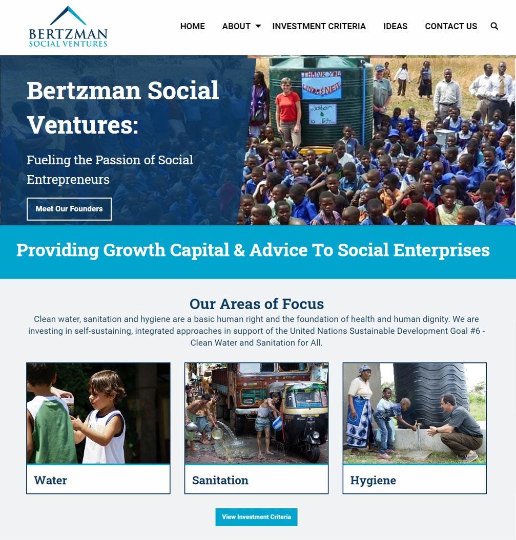 Medical Practice & Doctor Website Custom Website Theme Example