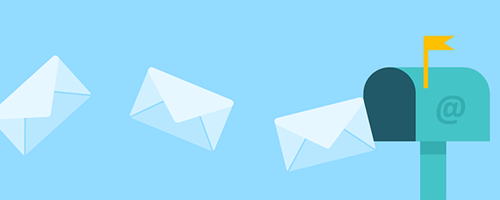 Emails delivered to your inbox
