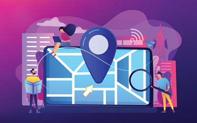 Marketers creating a strategy for local search optimization (SEO)