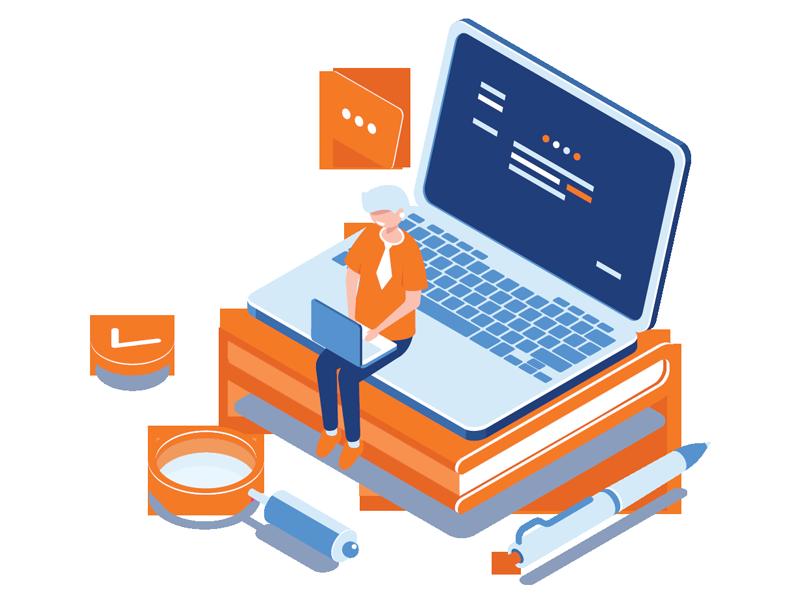 online learning and webinars (source: freepik.com)