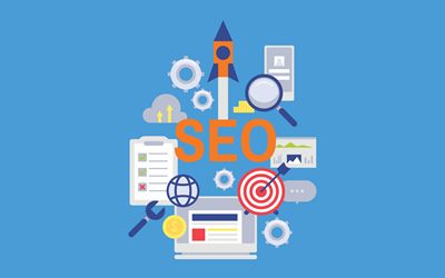 Search engine rankings are a result of optimizing, building links, and creating relevant content