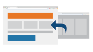 Manage website redirects on-page and how you want
