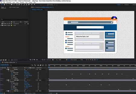 adobe-after-effects-creating-a-website-screenshot